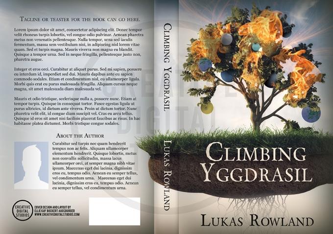 Climbing Yggdrasil cover